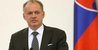 Rusko chce s pomocí různých kanálů rozštěpit EU, varuje Kiska - anotační obrázek