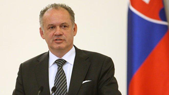 Andrej Kiska, slovenský exprezident