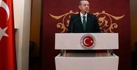 Erdogan telefonicky jednal s Merkelovou, v září by měl přijet do Německa - anotační obrázek