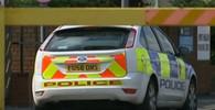Britská policie, ilustrační fotografie