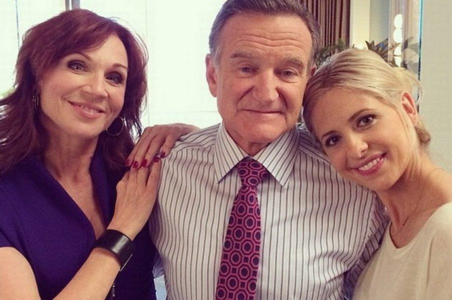 Robin Williams zveřejnil na jeho účtu, který měl na Instagramu