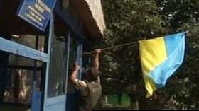 Znárodníme černouhelné doly, vyhrožují povstalci Kyjevu - anotační foto