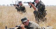 Český terorista Eštu: Soud zmírnil podmínku vojákovi za boje na Ukrajině - anotační foto