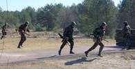 Vojenského cvičení na Ukrajině se účastní i vojáci USA - anotační obrázek