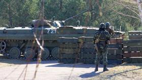 Ukrajinská armáda, ilustrační fotografie