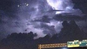 UFO nad Mexikem?