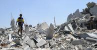 Situace v Gaze po izraelských náletech