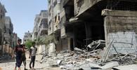 Gaza, ilustrační foto