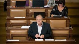 Jaroslav Zavadil /ČSSD/ v Poslanecké sněmovně (2.9.2014)