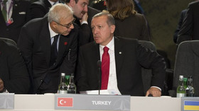 Tayyip Erdogan, summit NATO v Newportu