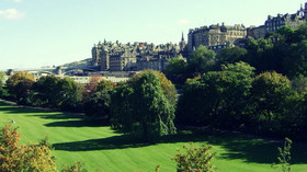 Krásy Skotska, Edinburgh