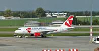 Ve Frankfurtu muselo nouzově přistát letadlo ČSA - anotační obrázek