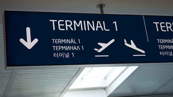 Letiště V. Havla, terminál 1