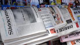 Zahraniční tisk