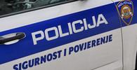 Chorvatská policie, ilustrační fotografie