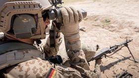 Bundeswehr, ilustrační fotografie