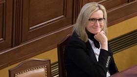 Karla Šlechtová /ANO/, ministryně pro místní rozvoj