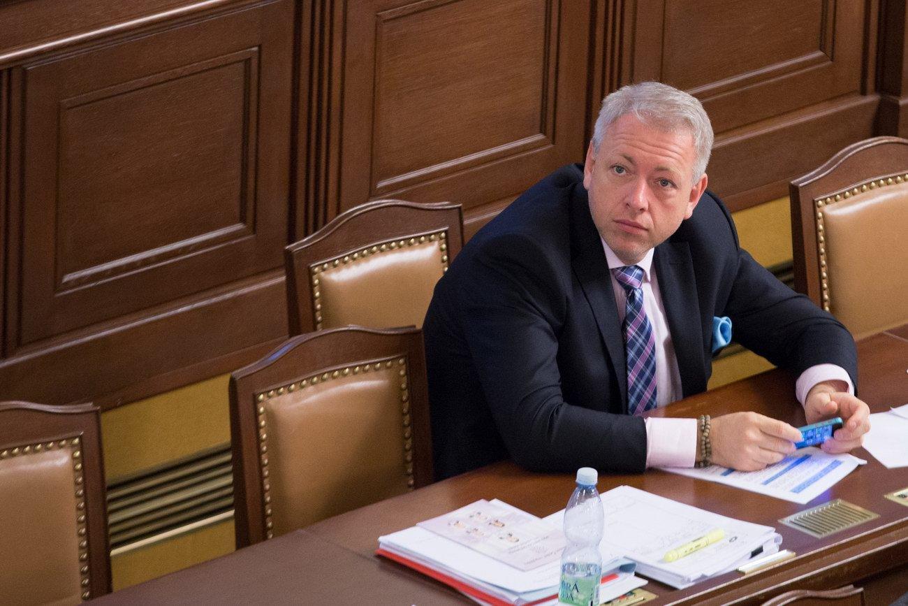 Milan Chovanec /ČSSD/, ministr vnitra