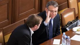 Lubomír Zaorálek /ČSSD/, ministr zahraničních věcí