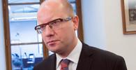 Češi mají právo vyjádřit nesouhlas s politikou Merkelové, kvituje Sobotka - anotační obrázek