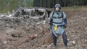 Epicentrum výbuchu ve Vrběticích na Zlínsku