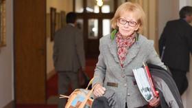 Helena Válková /ANO/, exministryně spravedlnosti