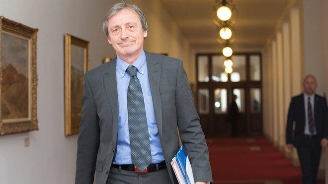 Martin Stropnický /ANO/, ministr obrany