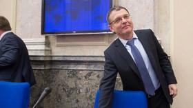 Lubomír Zaorálek /ČSSD/, ministr zahraničí