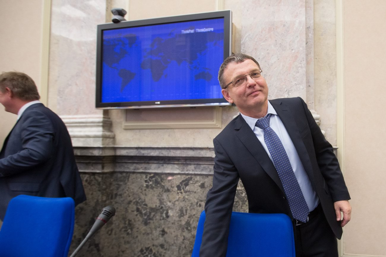 Zaorálek nechce převzít ministerstvo zahraničí - anotační foto