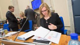 Karla Šlechtová,  ministryně pro místní rozvoj