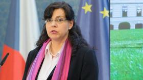Michaela Marksová /ČSSD/, ministryně práce a sociálních věcí
