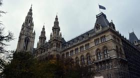 Vídeňská radnice (Rathaus)