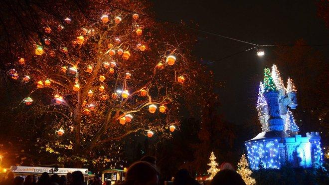 Vánoční trhy ve Vídni, Rakousko