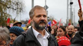 Václav Hampl, senátor