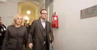 Jana Nečasová doplatila daně za luxusní dárky, tvrdí její advokát - anotační obrázek