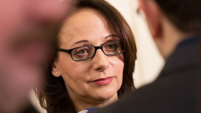 Adriana Krnáčová /ANO/