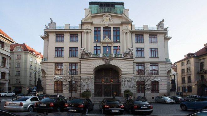 Pražské zastupitelstvo