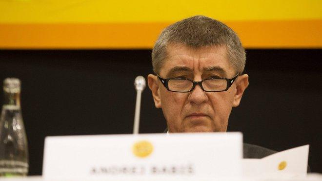 Andrej Babiš /ANO/