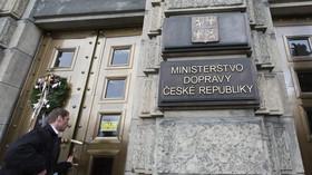 Ministerastvo dopravy České republiky