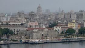Castillo de la Fuerza v Havaně, autor: Angelo Lucia