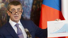 Andrej Babiš /ANO/, ministr financí