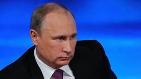 Putin vyvolal v Izraeli rozruch. Napsal vzkaz, který patrně rozzuří Poláky - anotační foto