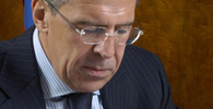 Lavrov chce po Pompeem propuštění Butinové - anotační obrázek