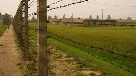 Koncentrační tábor Osvětim (německy Auschwitz, polsky Oświęcim)