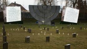Den obětí holokaustu v Terezíně 27.1.2015