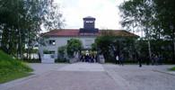 Koncentrační tábor Dachau, Německo. Autor: Leipnizkeks, CC BY-SA 3.0