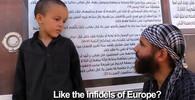 Islámský stát, Abdullah je z Belgie a chce zabíjet ve jménu IS všechny bezvěrce.