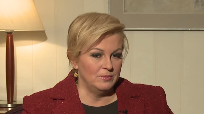 Kolinda Grabarová Kitarovičová