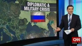 Rusko už zabralo Ukrajinu, hlásí CNN