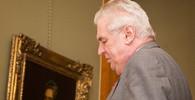 Prezident Zeman udělil milost. Na kontě jich má 12, některé vyvolaly údiv - anotační foto